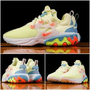 Nike React Presto Psychedelic Lava Toddle Shoes 12